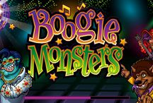 Boogie Monsters Video Slot / There's a party on the reels! Rock n' roll at the disco on the Boogie Monsters-Video Slot. Groove your way to great wins!