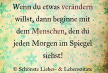 Spreuken Duits