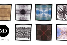 "MDGRAPHY ""Saints & Sinners"" Scarves / The first collection of MDGRAPHY is called ""Saints & Sinners"" Scarves Collection. Born from a passion for travelling, the ""Saints and Sinners"" Scarves Collection are cahier-de-memoires of pictures, collected by the designer throughout her own life and subsequently designed using a visionary taste, creating real pieces of an ""Art to Wear"" Collection.  SHOP NOW > http://finaest.com/women/scarves"