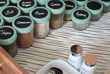 Kitchen Organization / by Cathy Barwick