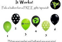 It Works Virtual Party ideas