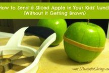 Brown Bag Lunch Ideas