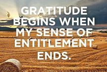 Grateful heart / Gratitude is one of my words for 2015.