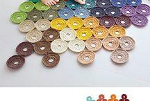 DIY dywaniki CARPETS