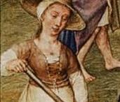Keskiaikaisia päähineitä
