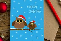 Christmas Card / by Vital Concept