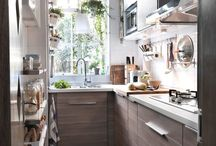 very small kitchens