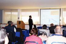 Editorial Viadas Conferencia en Colegio de Ingenieros Civiles de México