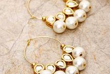 ethnic golden accessories