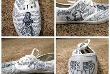 DIY shoes / by Renee Keeling