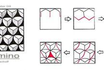 zentangle techniques