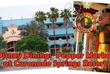 WDW Resorts - Coronado Springs