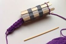tejido,telar y más