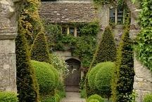 Paths, Gardens and Wishes / by Gayle Ahrens Design