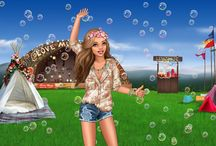 Lady Popular / games, LP
