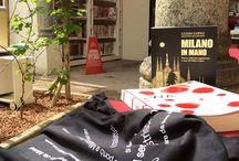 Temporay Bookstore / Temporary bookstore - expo Milano