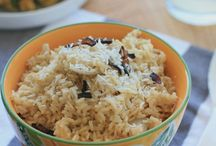 Rice and Quinoa / by Lavona Husted