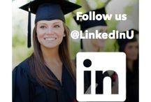 LinkedIn / by UST Career
