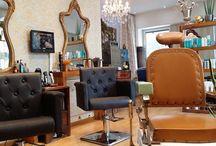 FIGARO Hair Salon Barceloneta / Two beautiful hair salons in Barcelona, in the charming neighborhoods of Barceloneta and Gracia.