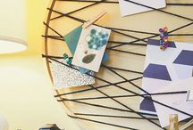 Crafty craft craft.  / Tons of crafty things I'd Love to try. / by Grace Hand