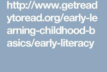 Early Literacy!