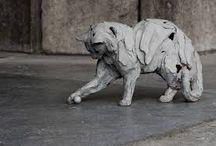 Beeldhou - katte