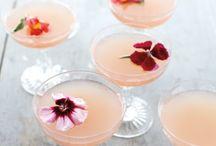 Drinks / Fun and fancy drink ideas