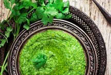 Dips and Sides / Recipes for Side dishes and dips.