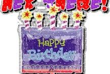 Happy Birthday / LIKE MY WEBSITE