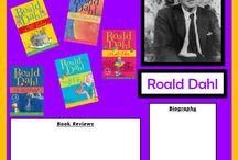 Skole - norsk - lesing / Reading