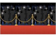 Let's Make a Movie: Hollywood Red Carpet / Lights, camera, action! Let's plan to be paparazzi worthy.