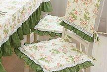 sandalye giydirme