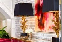 Hollywood Regency Furniture & Decor