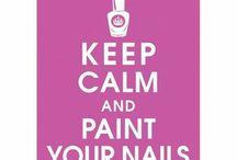 Nails and more Nails!! / by Tiffany Williams