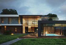 Houses / Ideas for my dream house