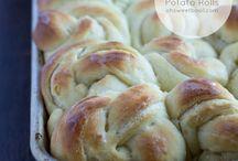 Breads/Rolls / by Linda Tollestrup
