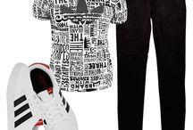 Outfits deportivos-casuales para hombre
