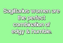 sagittarius / by Whitney Johns