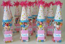 party ideas / by Jamie Kinder-Brimingham
