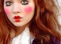 pippi makeup