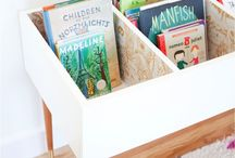 Mya's Book Storage Ideas