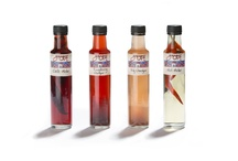 Artisan Vinegars / Wine vinegars infused with fruits, herbs and other sensational flavours.