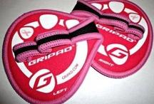 Gripad CrossFit Lifting Gloves