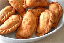 Curry puff Malaysian style