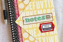 DIY Notebooks ideas / Ideas DIY para decorar tu libreta