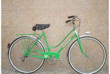 Old fixie bikes