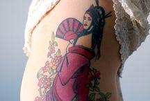 tattoos / by Arisdelssy Loera