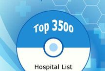 List of 3500 Top Hospitals in India