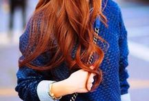 Ginger Hair