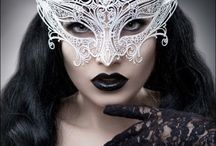 Gothic masks / Gothic masks for Halloween and special events. Find yours on www.maschere.it